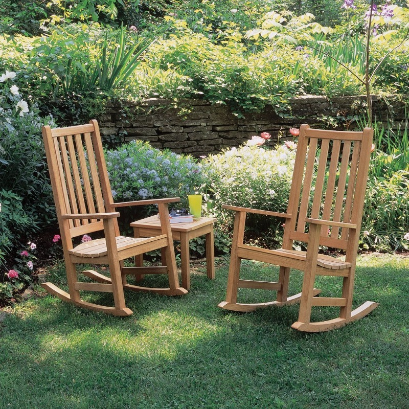 Oxford Garden Porch Rocker set