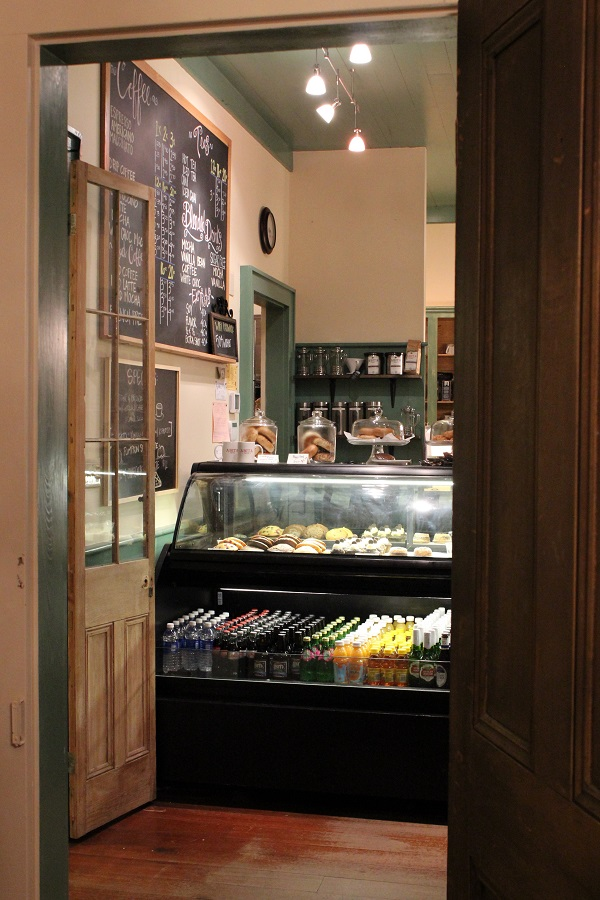Pastry Counter; Coffeehouse