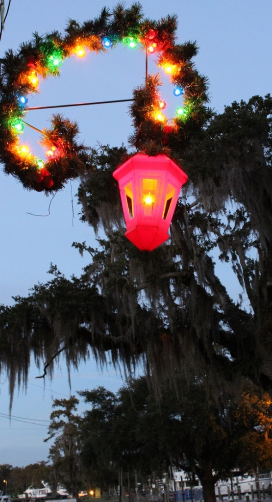Christmas Decor; Madisonville, LA
