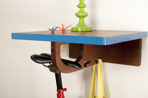 BikeAll Shelf by Board By Design