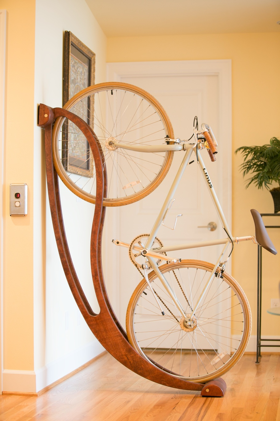 Peri Bike Rack; Linus Bicycle