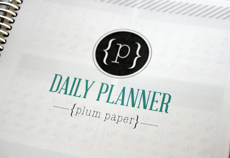 Plum Paper Personal Planner Review and Bonus Coupon Code