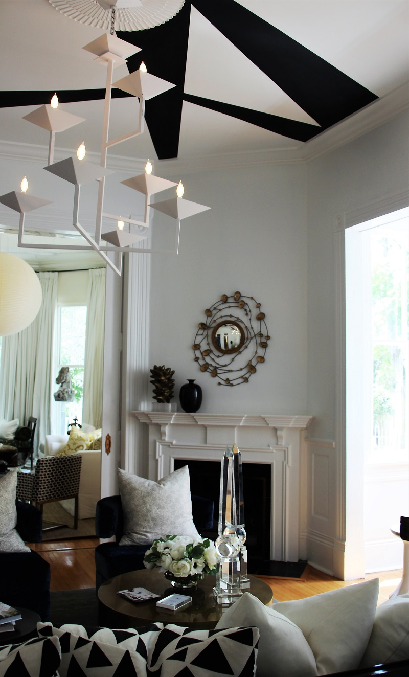 Traditional Home's Southern Style Now Showhouse in New Orleans, Parlor, by Reagan Hayes